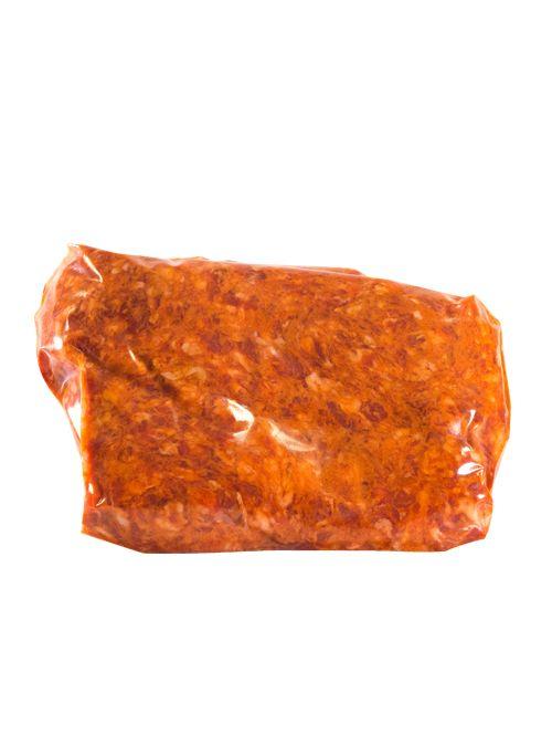 Chichas ibericas chorizo dulce