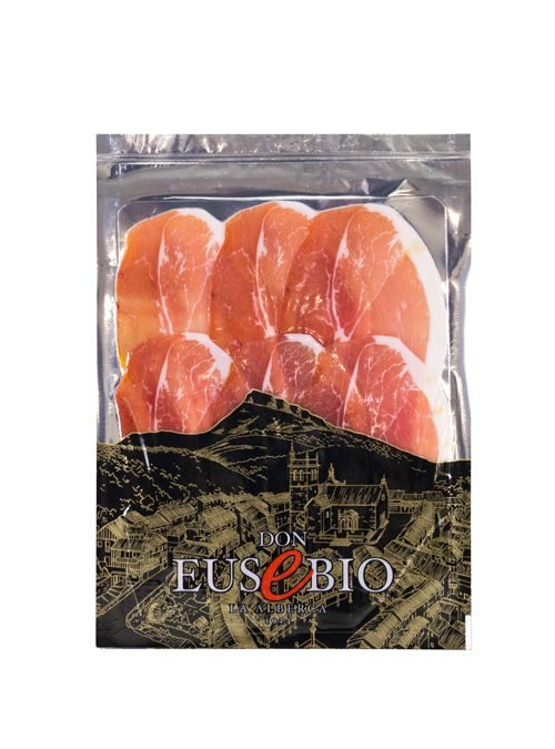 Loncheado jamon de cebo iberico 50% raza iberica