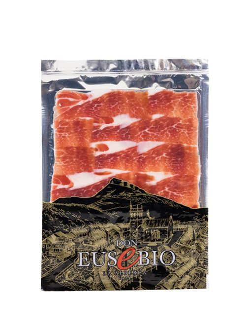 Loncheado jamon iberico de bellota 75% raza iberica